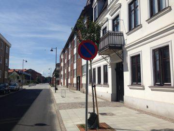 Landskrona Exklusivt boende vid Öresund